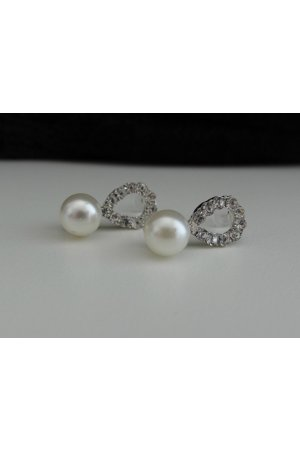 Fashionidea - Pretty Pearl Earrings