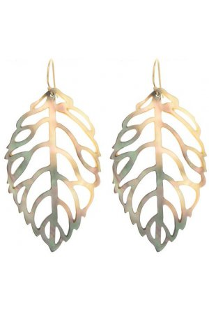FILIGREE LEAF SHELLS